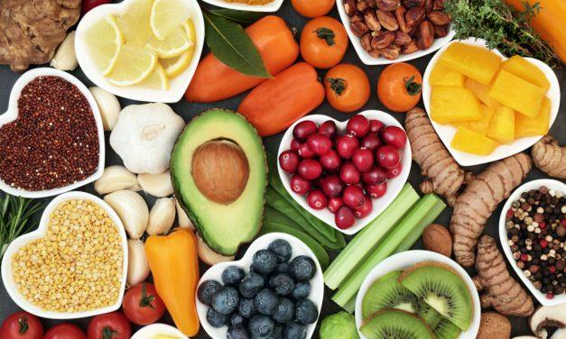 Temeljna priporočila in živila
