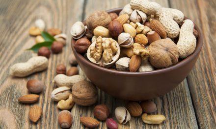 Vpliv uživanja oreščkov na bolezni srca
