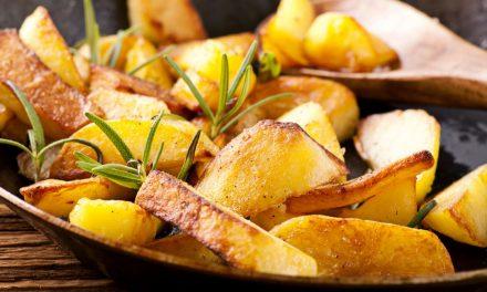 Pomfri oz. krompirček na zdrav način