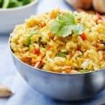 Hiter curry riž